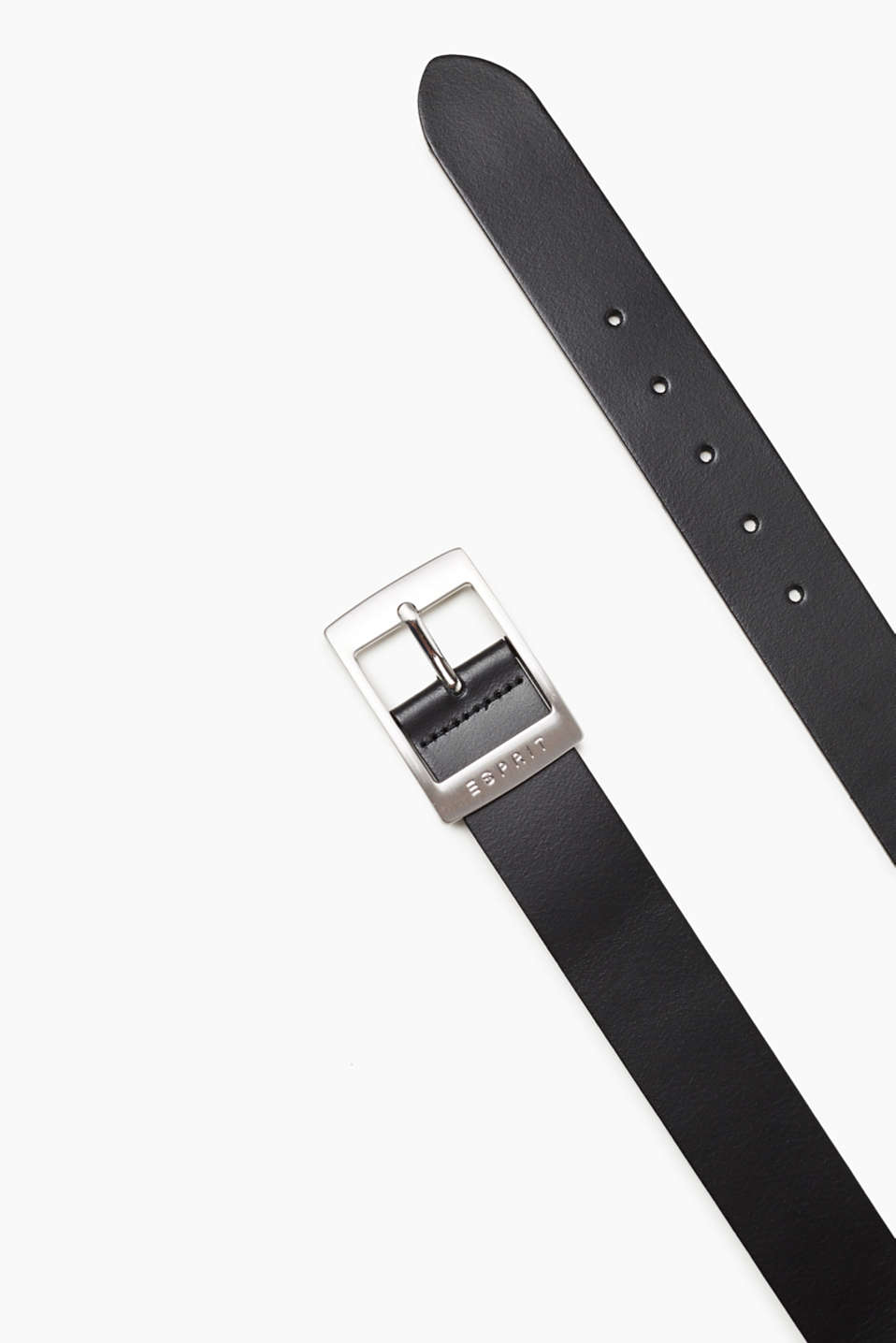 Esprit - Timeless leather belt