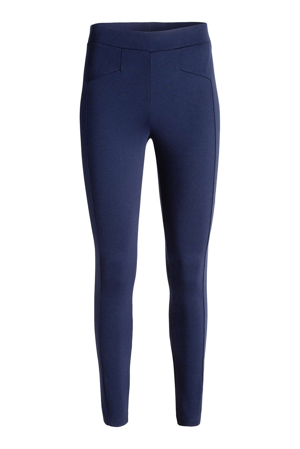 Esprit - Stretchige Leggings aus festem Jersey