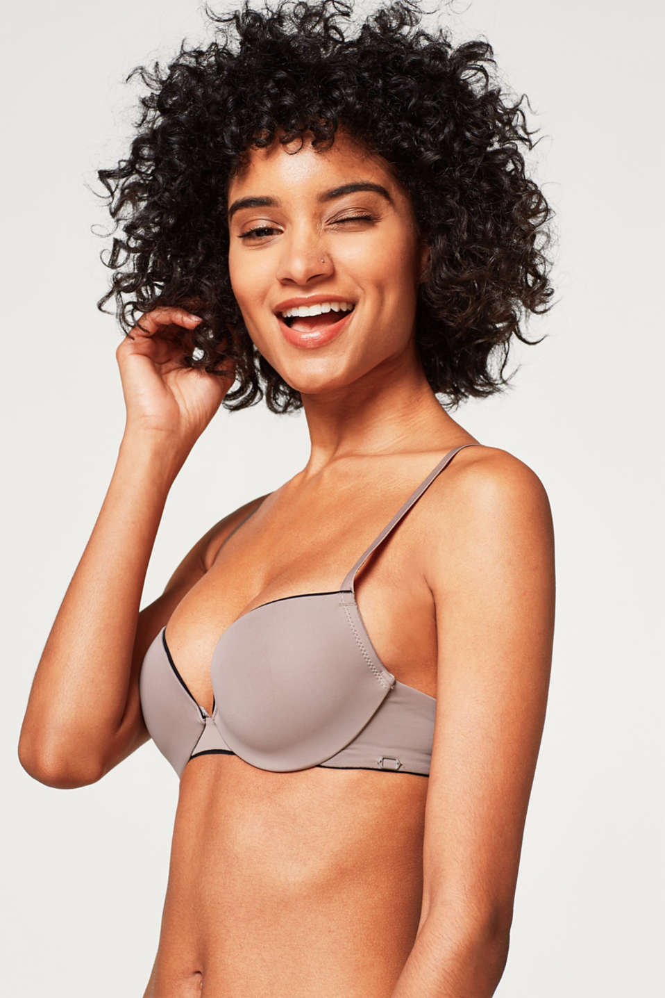 Esprit - simple underwire bra