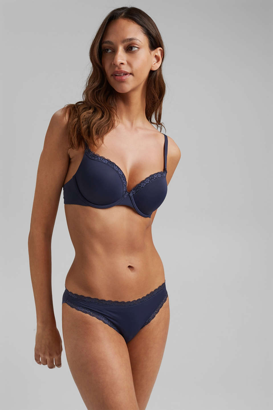 Esprit - Smooth bra with multi-way straps