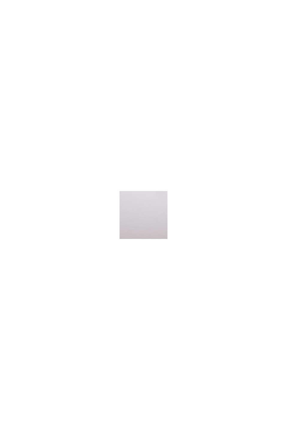 Upolstret bøjle-bh med blondebesætning, WHITE, swatch