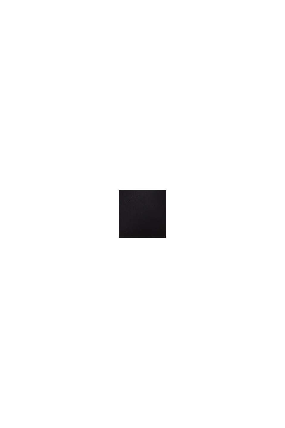 String med blondekanter, BLACK, swatch