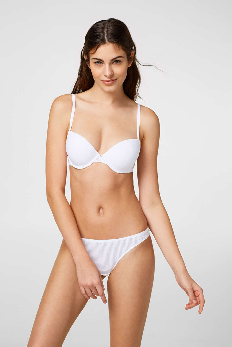Esprit - Striped T-shirt bra