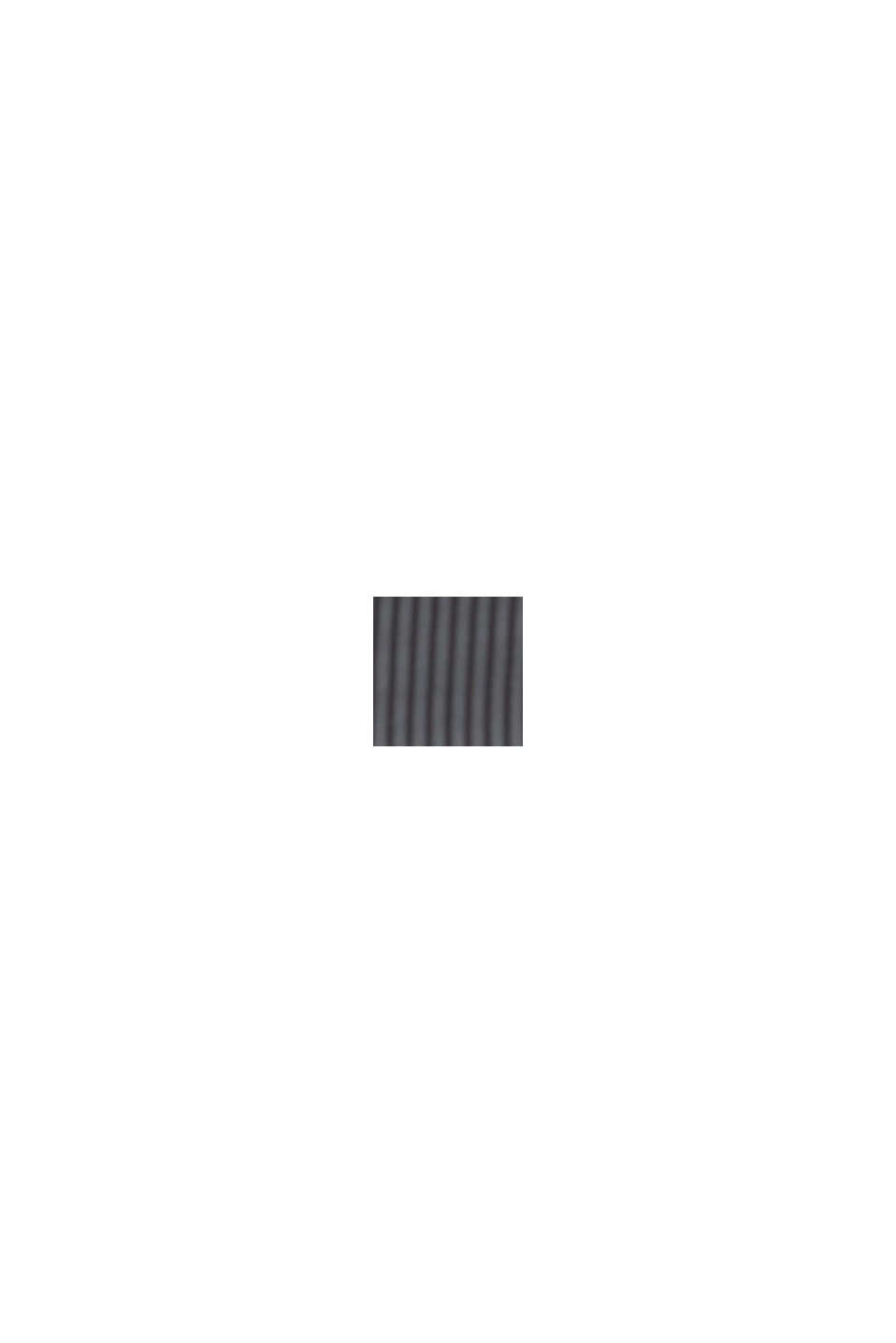 Slip met gestructureerde strepen, HOT STONE, swatch