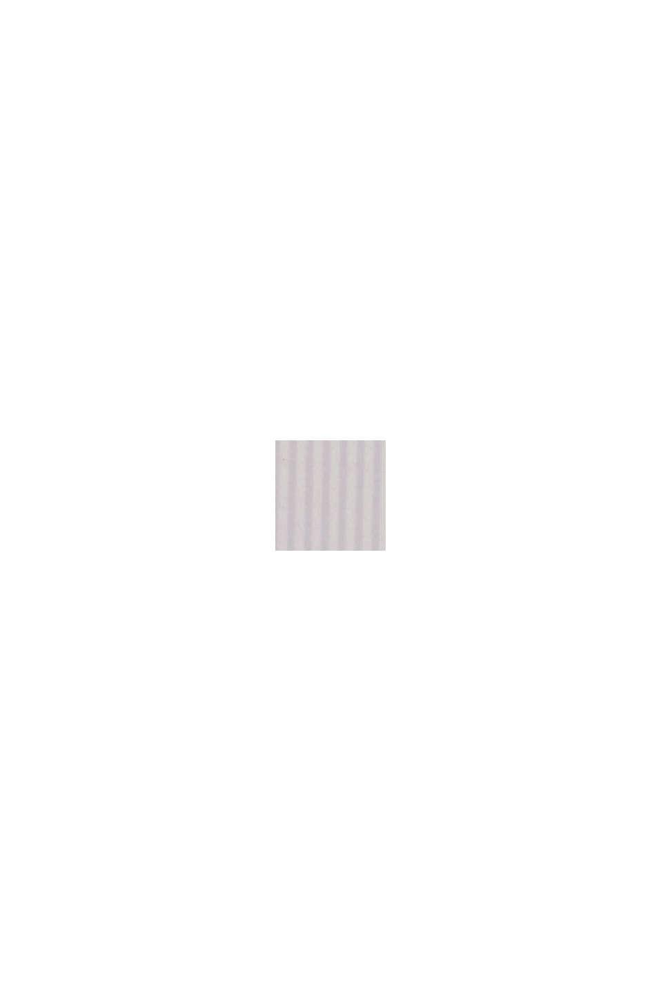 Hipster-short met gestructureerde strepen, WHITE, swatch