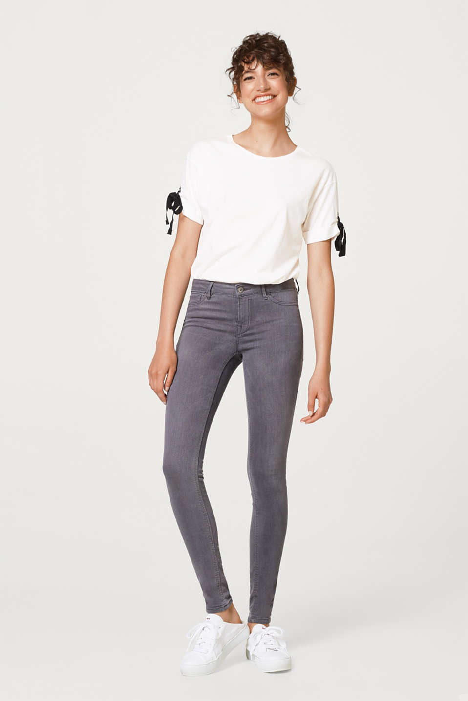 Perfect shape stretch jeggings