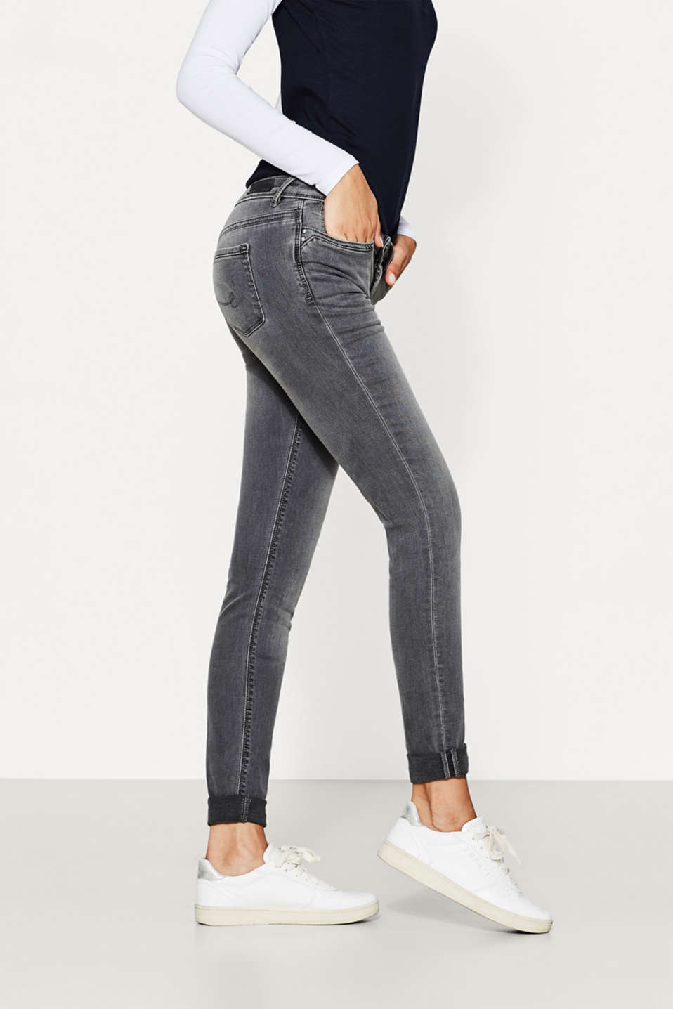 edc - Basic stretch denim jeans
