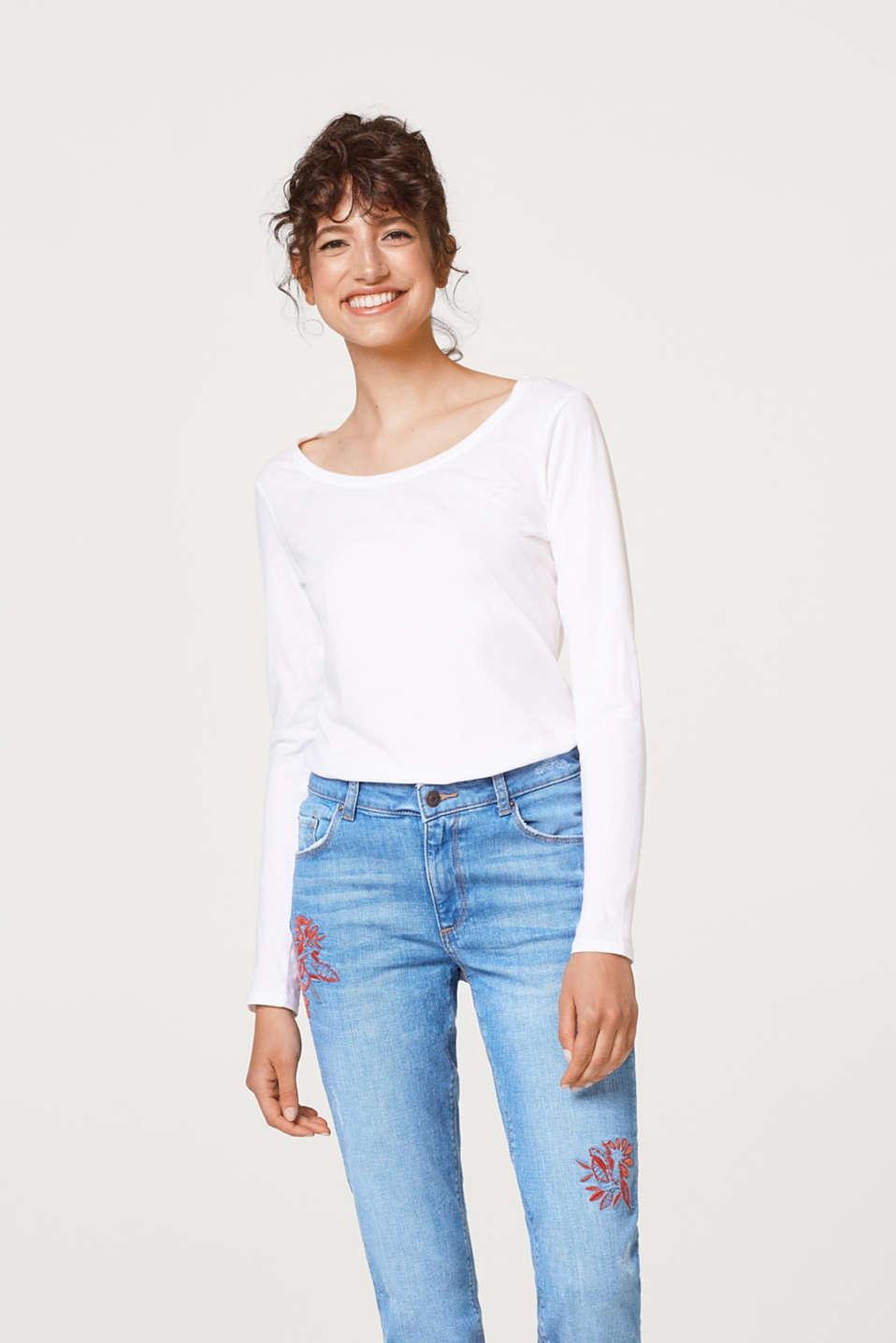 Sur En La Boutique Acheter À T Shirt Coton Edc 100 Ligne 6YnxafqwU1