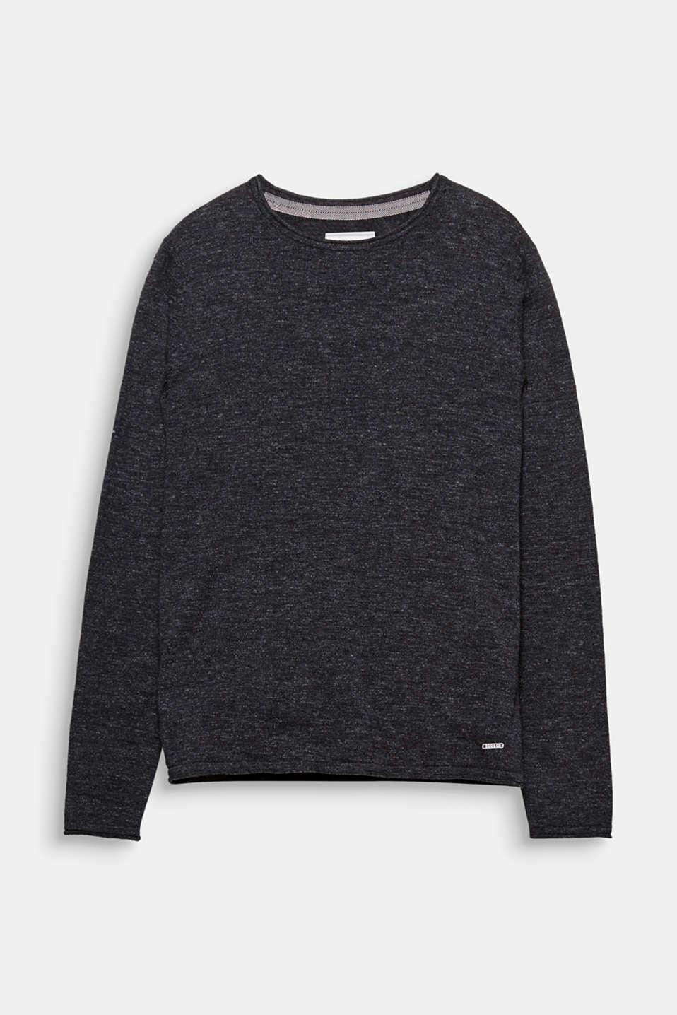 edc Basic Pulli aus 100% Baumwolle im Online Shop kaufen