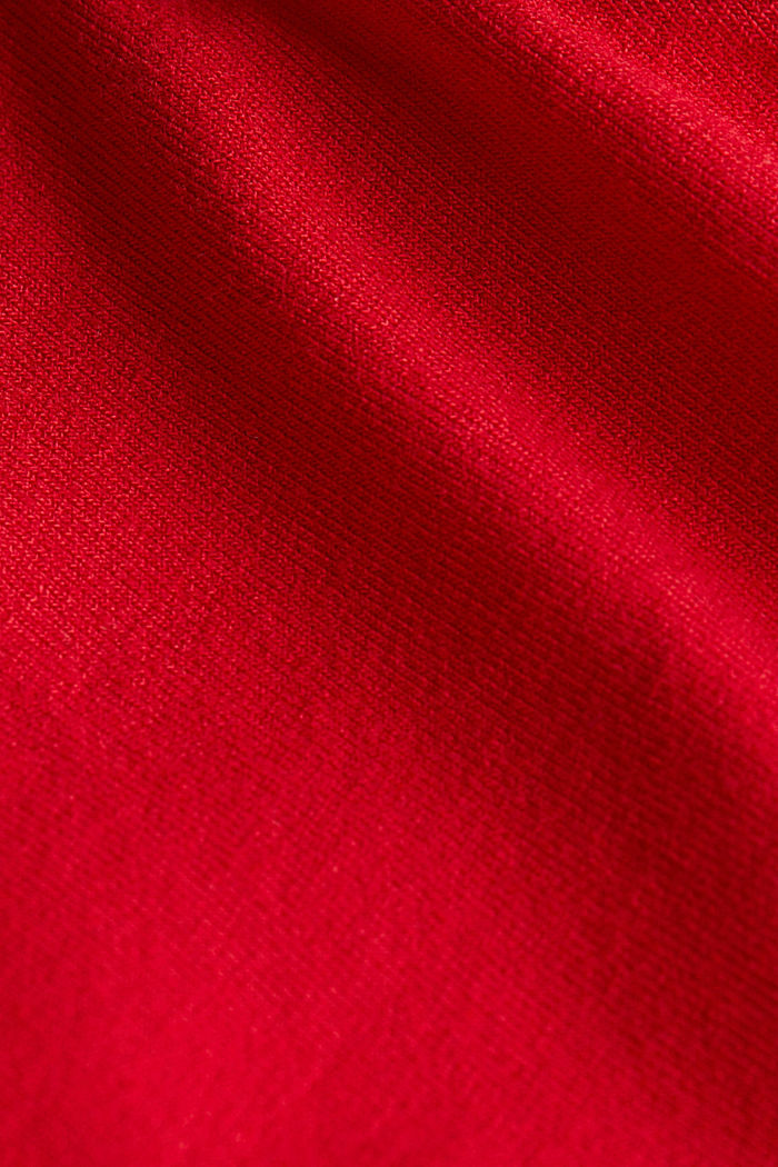 Top elástico de tirantes finos ajustables, DARK RED, detail image number 4