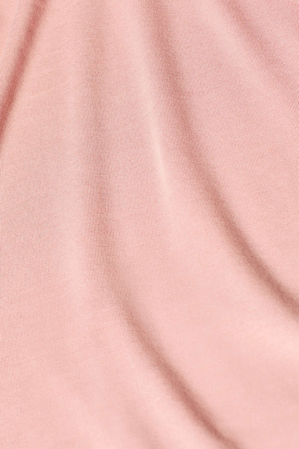 Stretch top with adjustable spaghetti straps, OLD PINK 3, detail image number 4