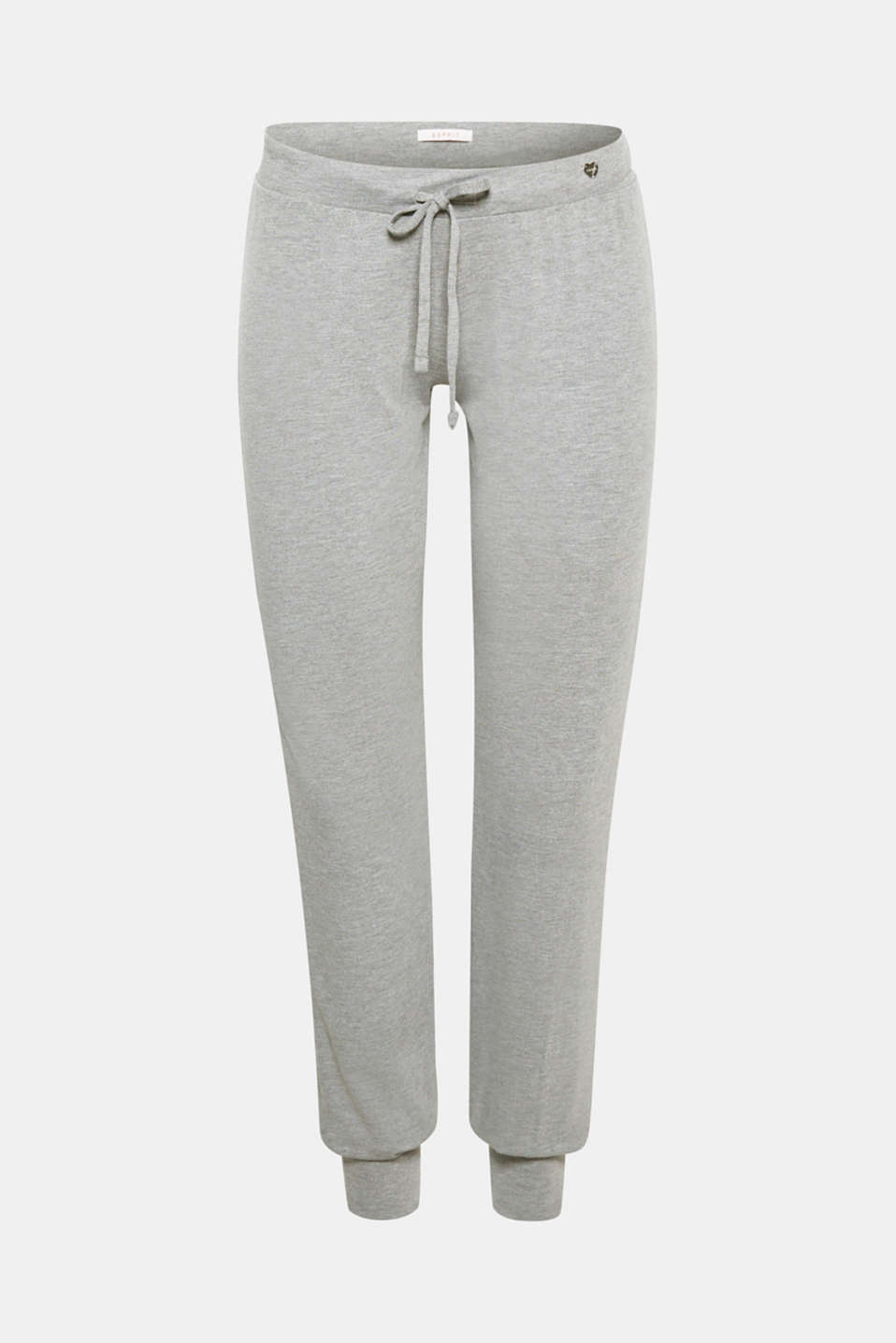 Esprit - Pyjama-Pants aus Jersey-Stretch