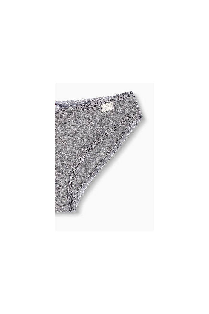 Slips im Doppelpack, Baumwolle/Stretch