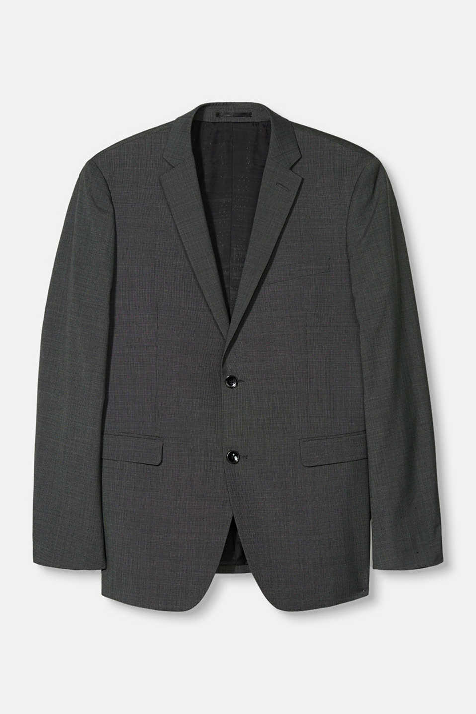Esprit - TWO-TONE GREY mix + match: sports jacket