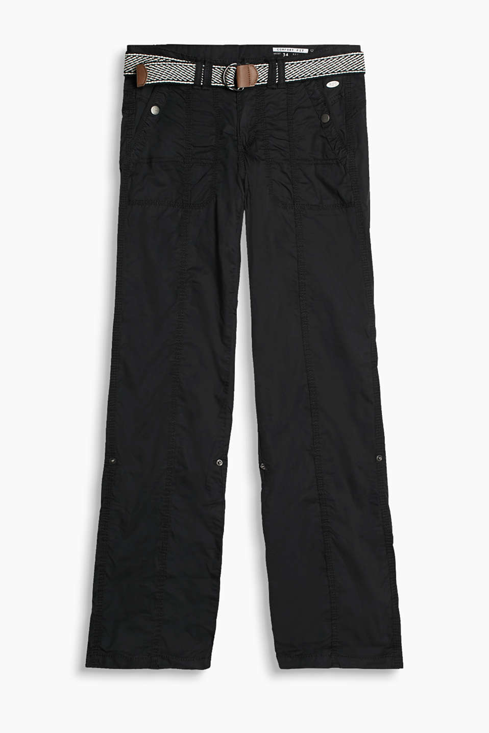 edc - PLAY trousers in 100% cotton