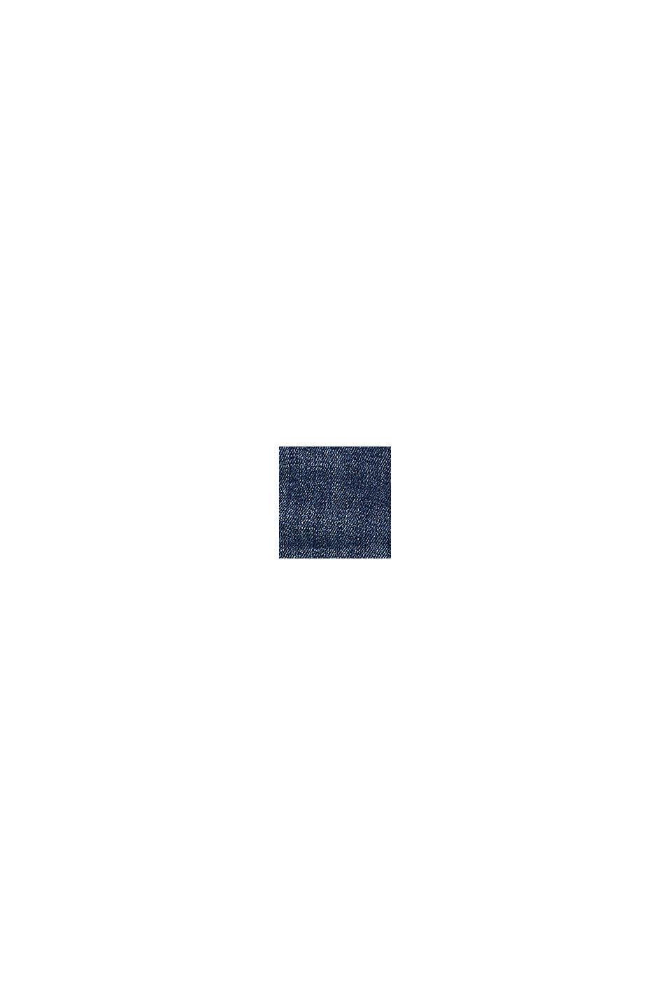Vaqueros con algodón ecológico, BLUE MEDIUM WASHED, swatch