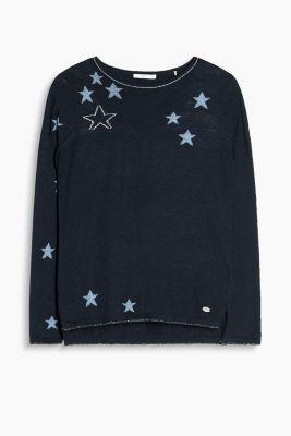 Stern Im Pullover Shop Kaufen Baumwolle Online Mit Edc adgxn7qw7