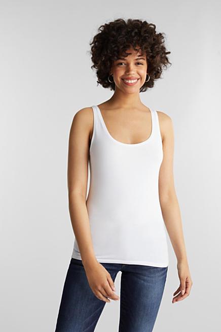f0bbcb41e7adba Esprit  Basic T-Shirts für Damen im Online Shop kaufen
