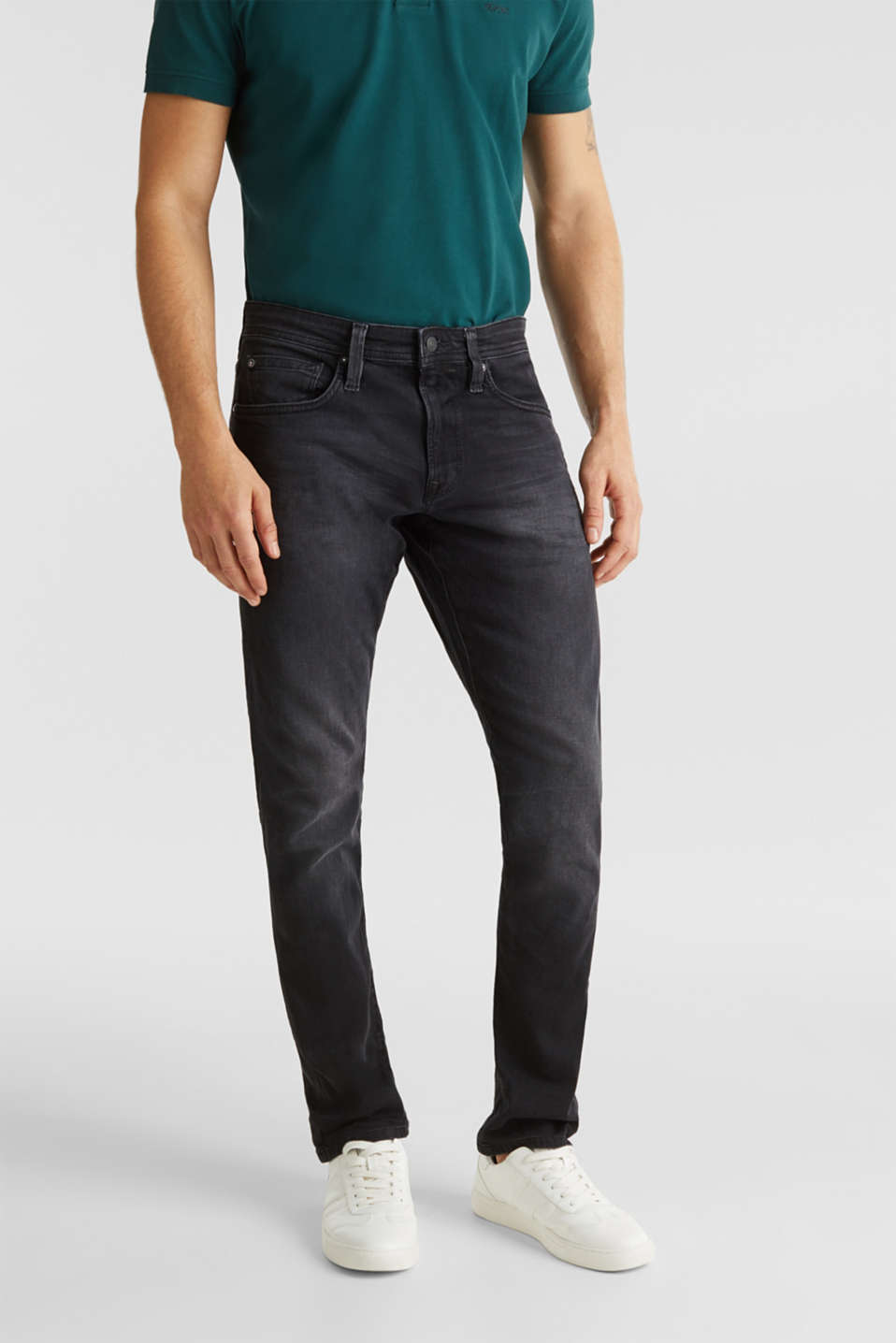 edc - Jean stretch noir