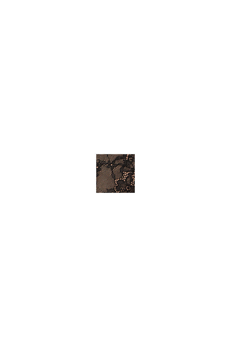 String brésilien taille basse orné de dentelle, BLACK, swatch
