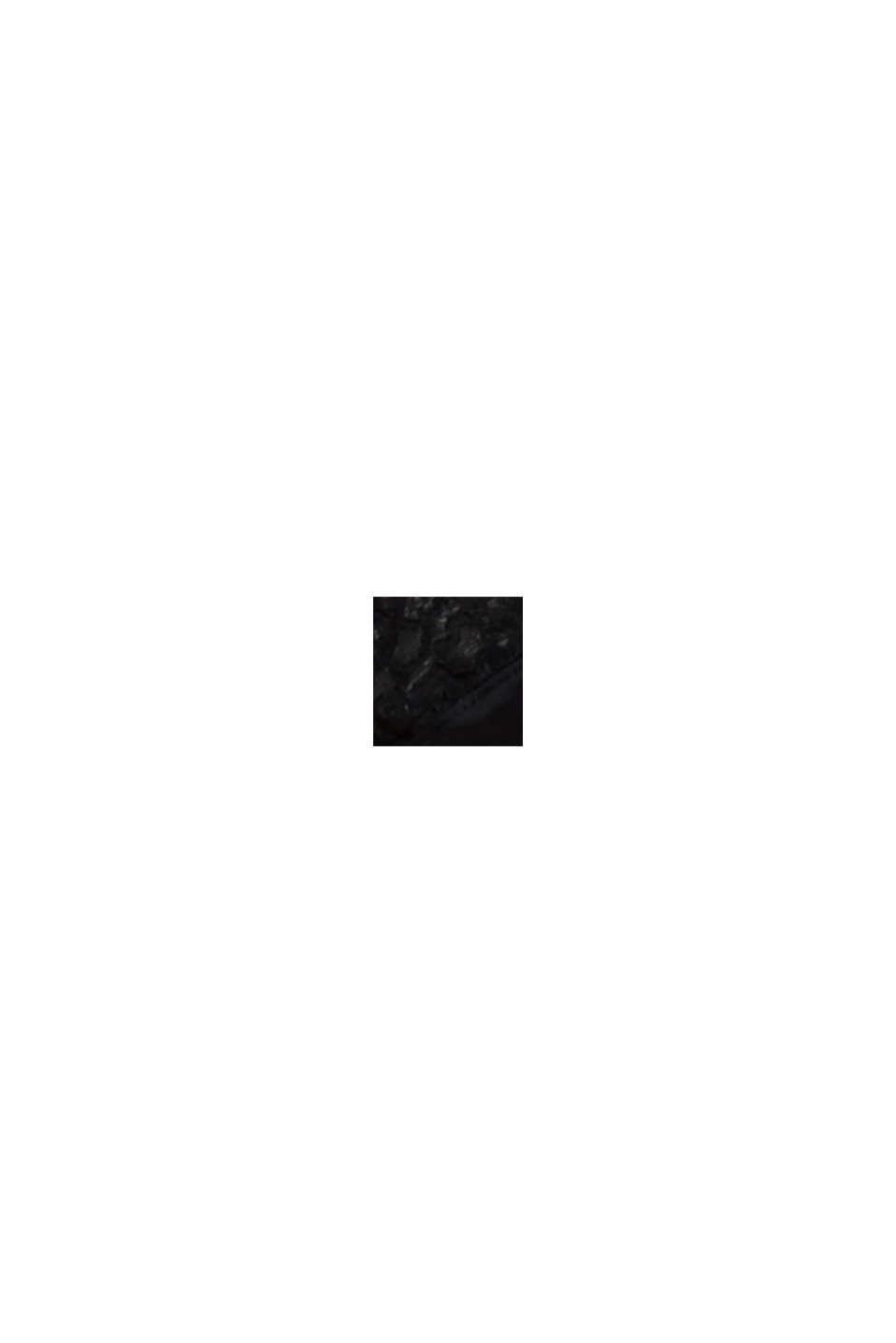 Sujetador de aros sin relleno con encaje, BLACK, swatch