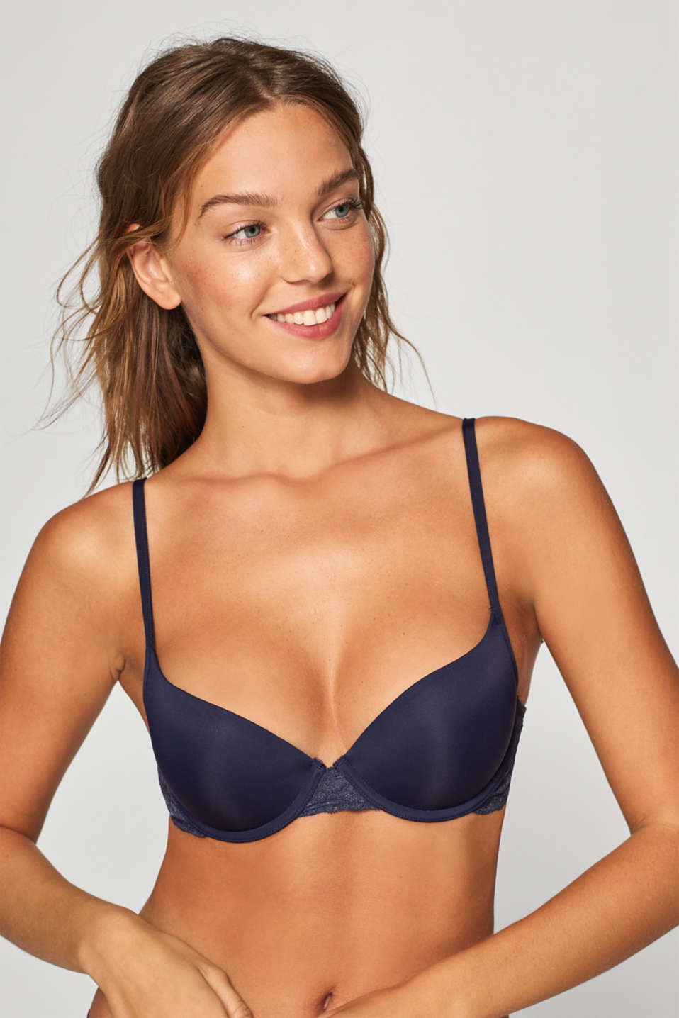 edc - Push-up bra in delicate lace