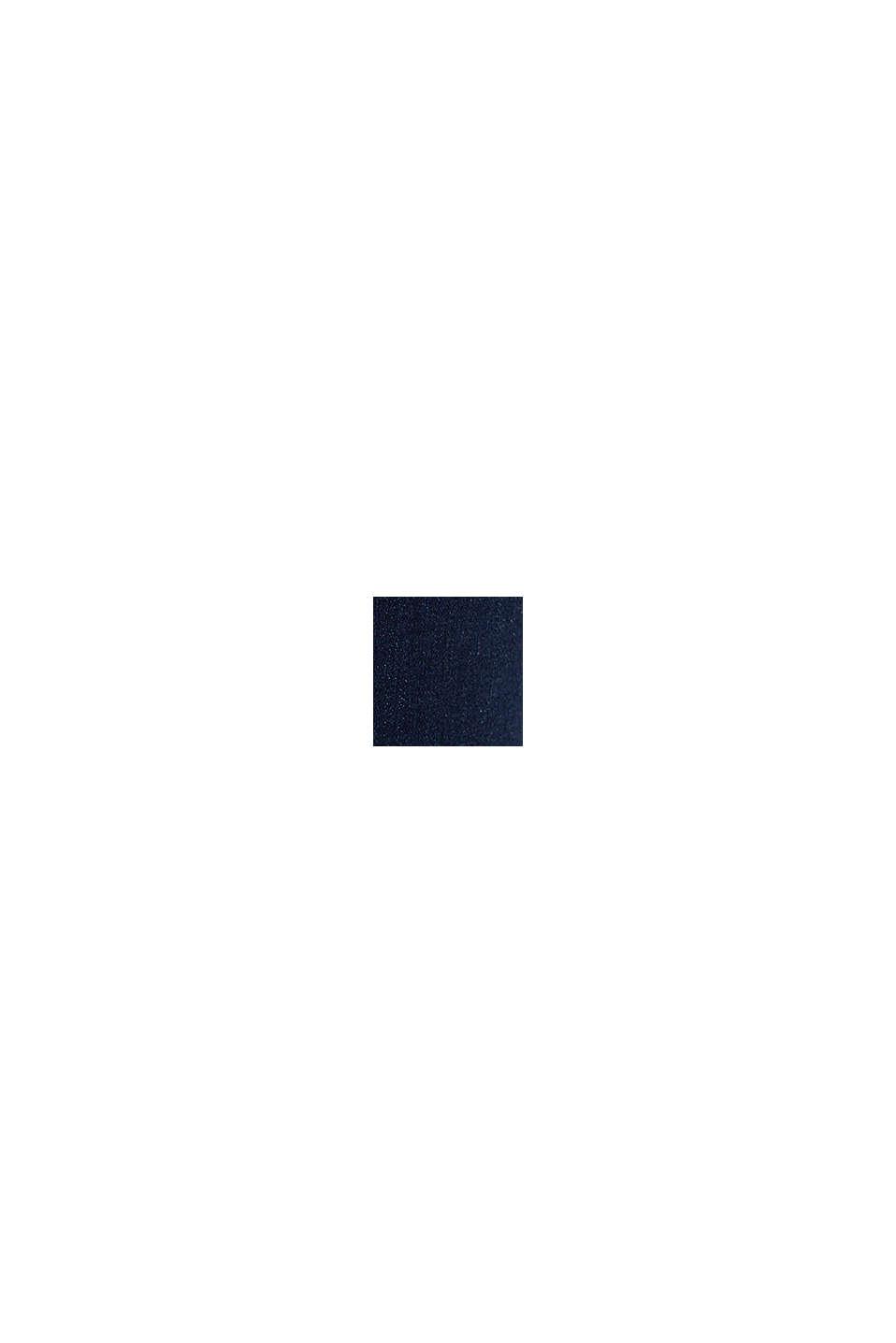 Vaqueros elásticos con algodón ecológico, BLUE DARK WASHED, swatch