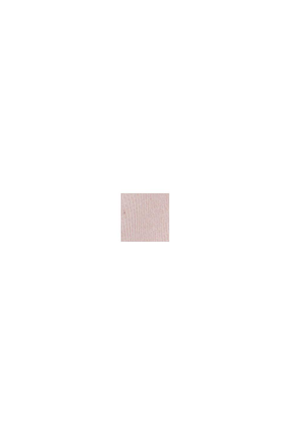 Basic-Top aus Baumwoll-Stretch, LIGHT PINK, swatch