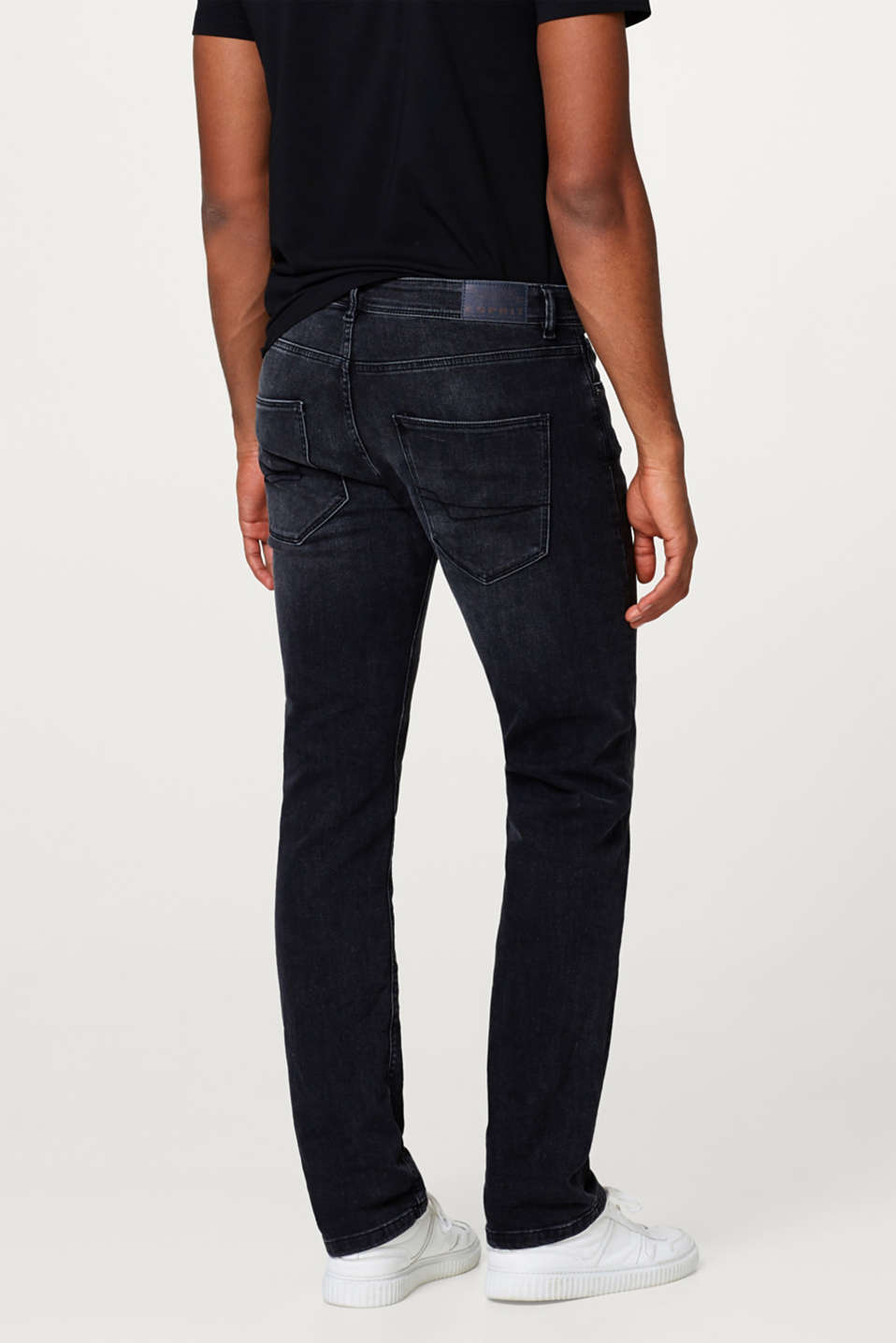 Organic Cotton-Denim mit Super-Stretch