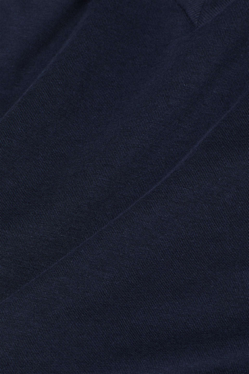 T-Shirts, NAVY, detail image number 4