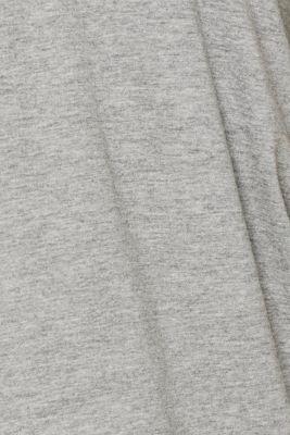 Jersey T-shirt made of an organic cotton blend