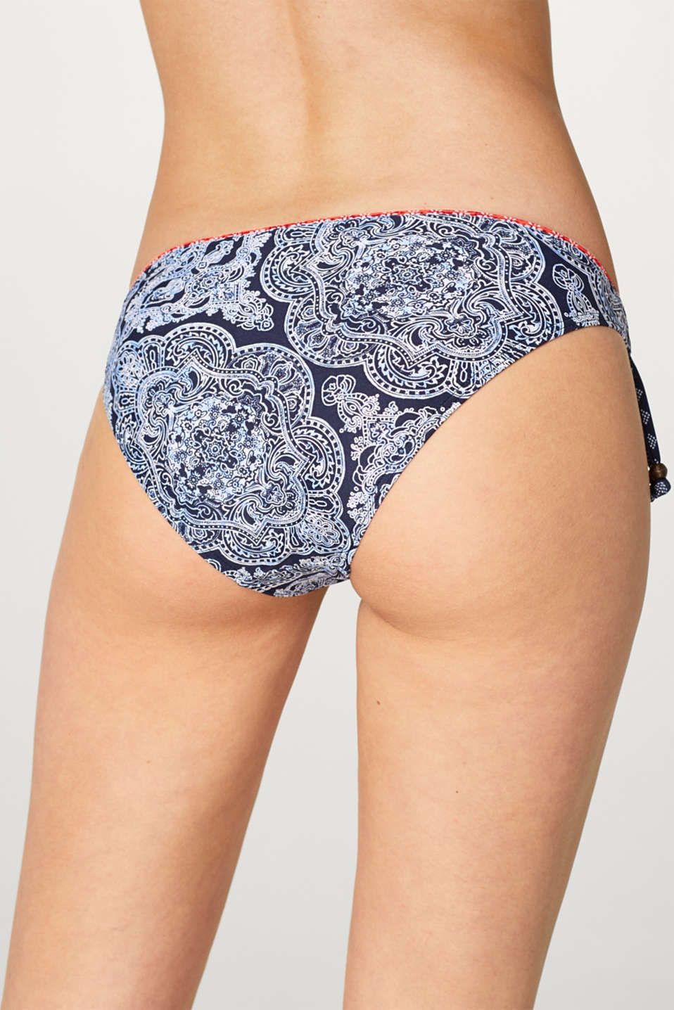 Mini briefs in a paisley design