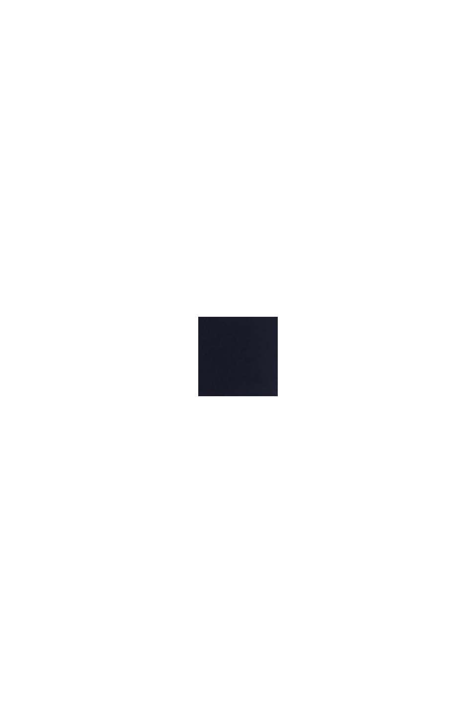 Reggiseno imbottito con ferretto per coppe grandi, BLACK, swatch