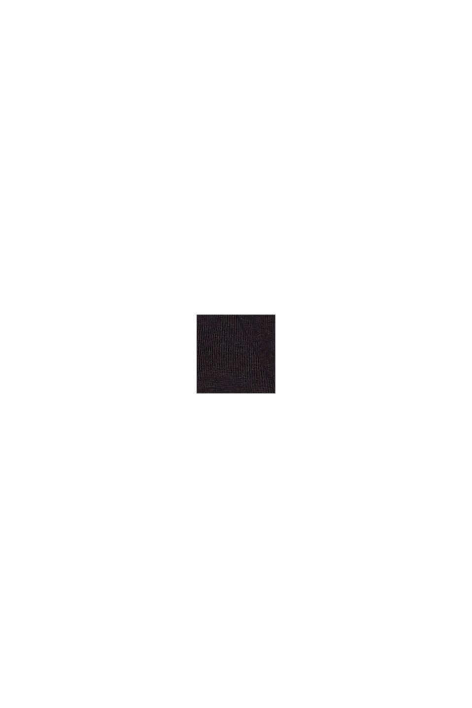 3-pack kalsonger i bomullsstretch, BLACK, swatch