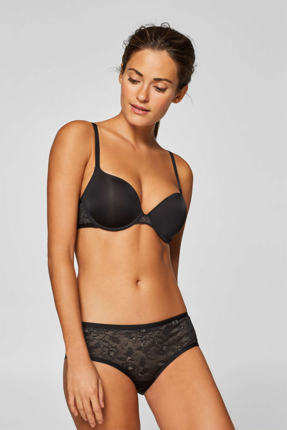 Esprit - NYE padded underwire bra with smooth cups