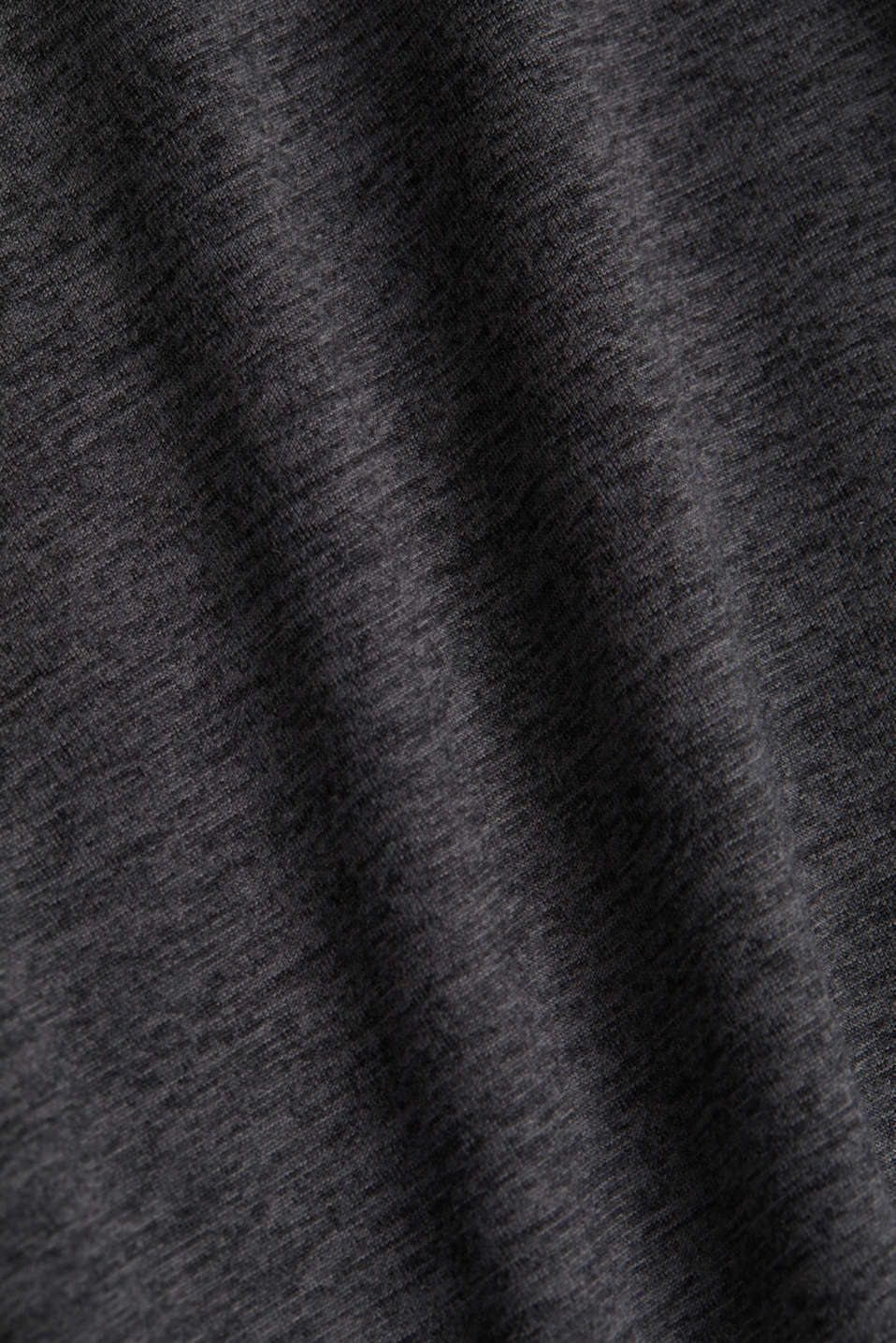 Pants knitted, BLACK 2, detail image number 4