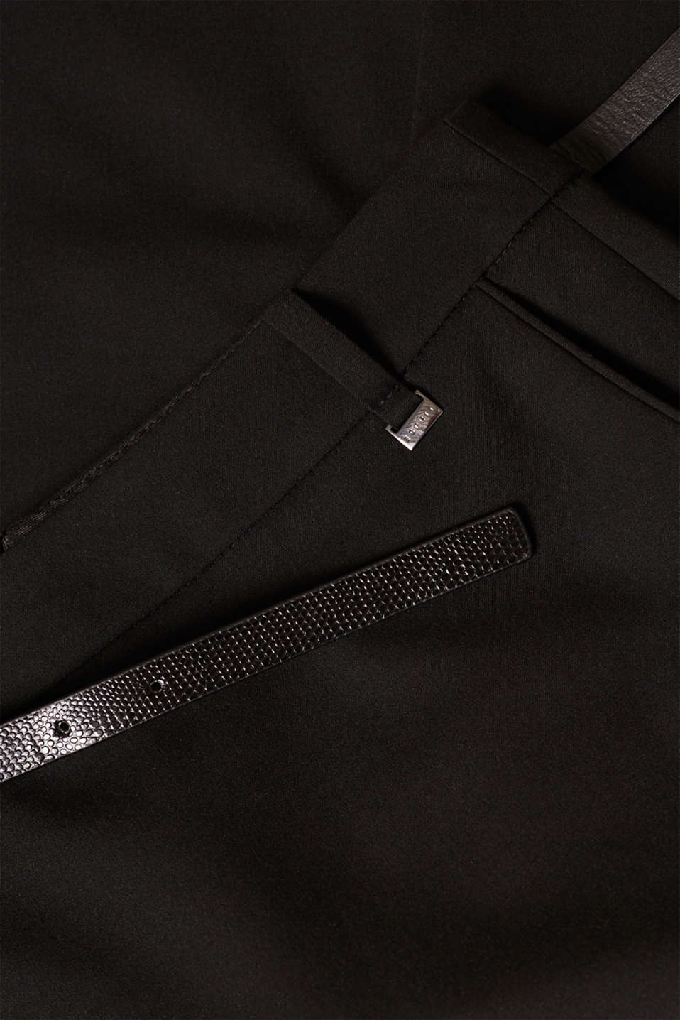 Skirts woven, BLACK, detail image number 4