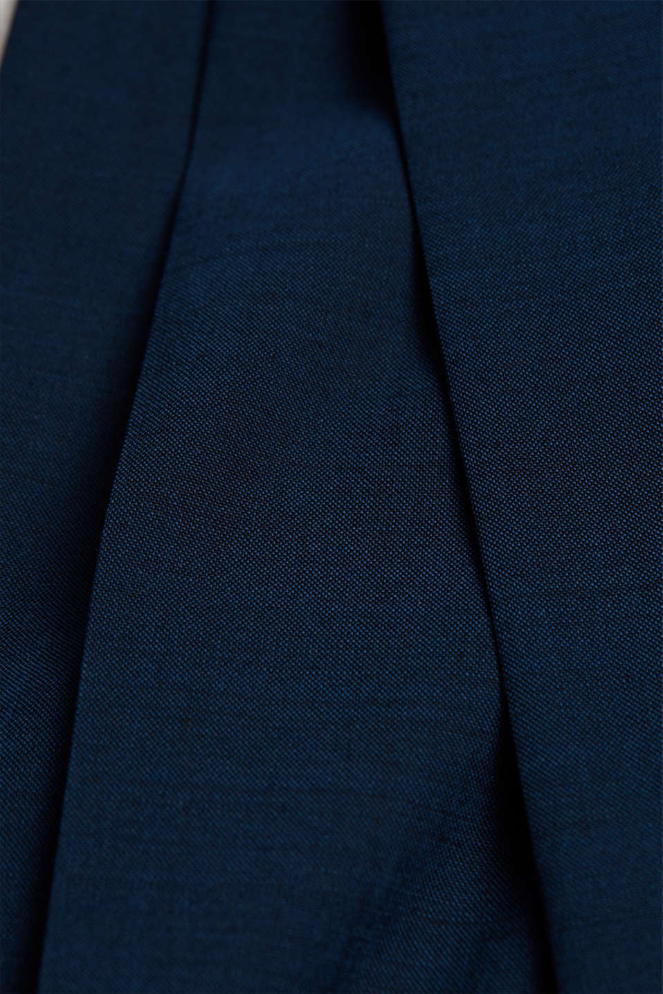 CLASSIC BLUE mix + match: suit trousers with wool, NAVY, detail image number 4