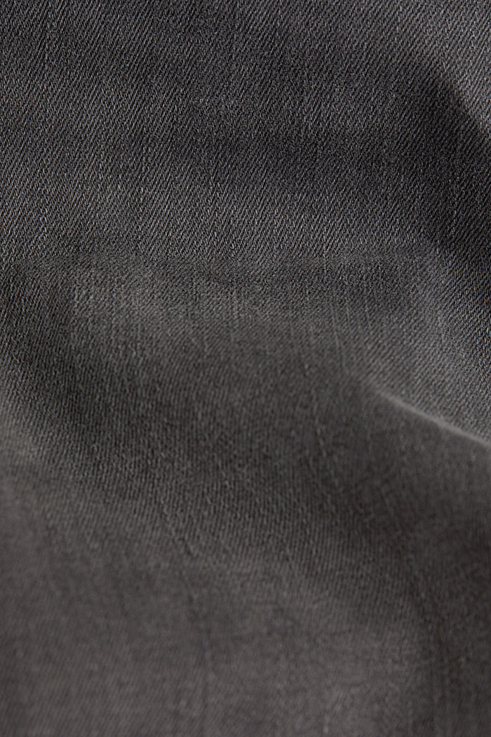 Superstretch-Jeans, recycelt, GREY MEDIUM WASHED, detail image number 4