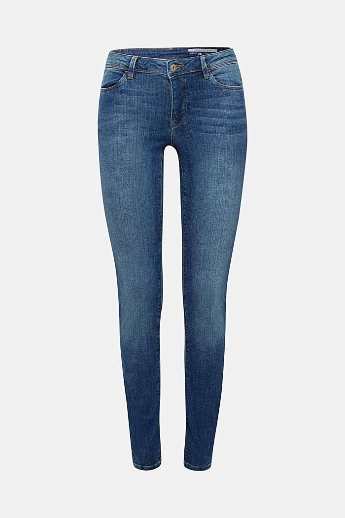 Jeans elasticizzati con cotone biologico