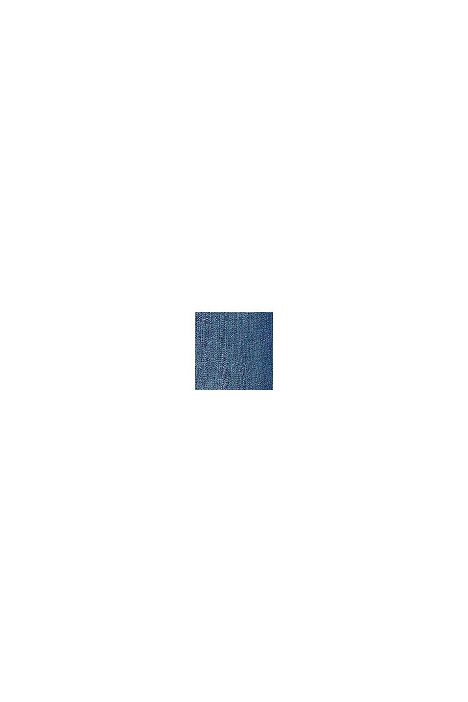 Jeans elasticizzati con cotone biologico, BLUE MEDIUM WASH, swatch