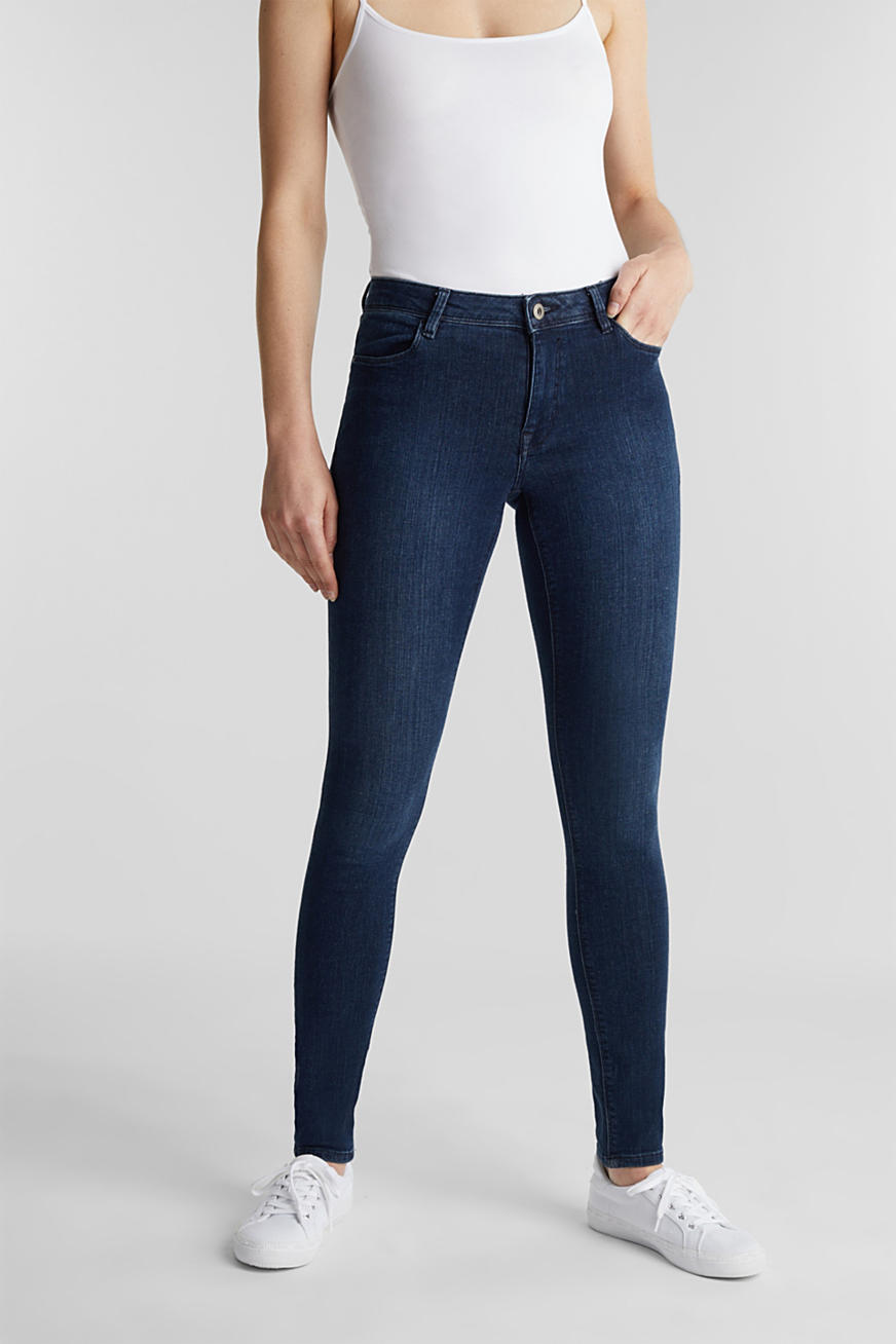 Jeggings con cotone biologico