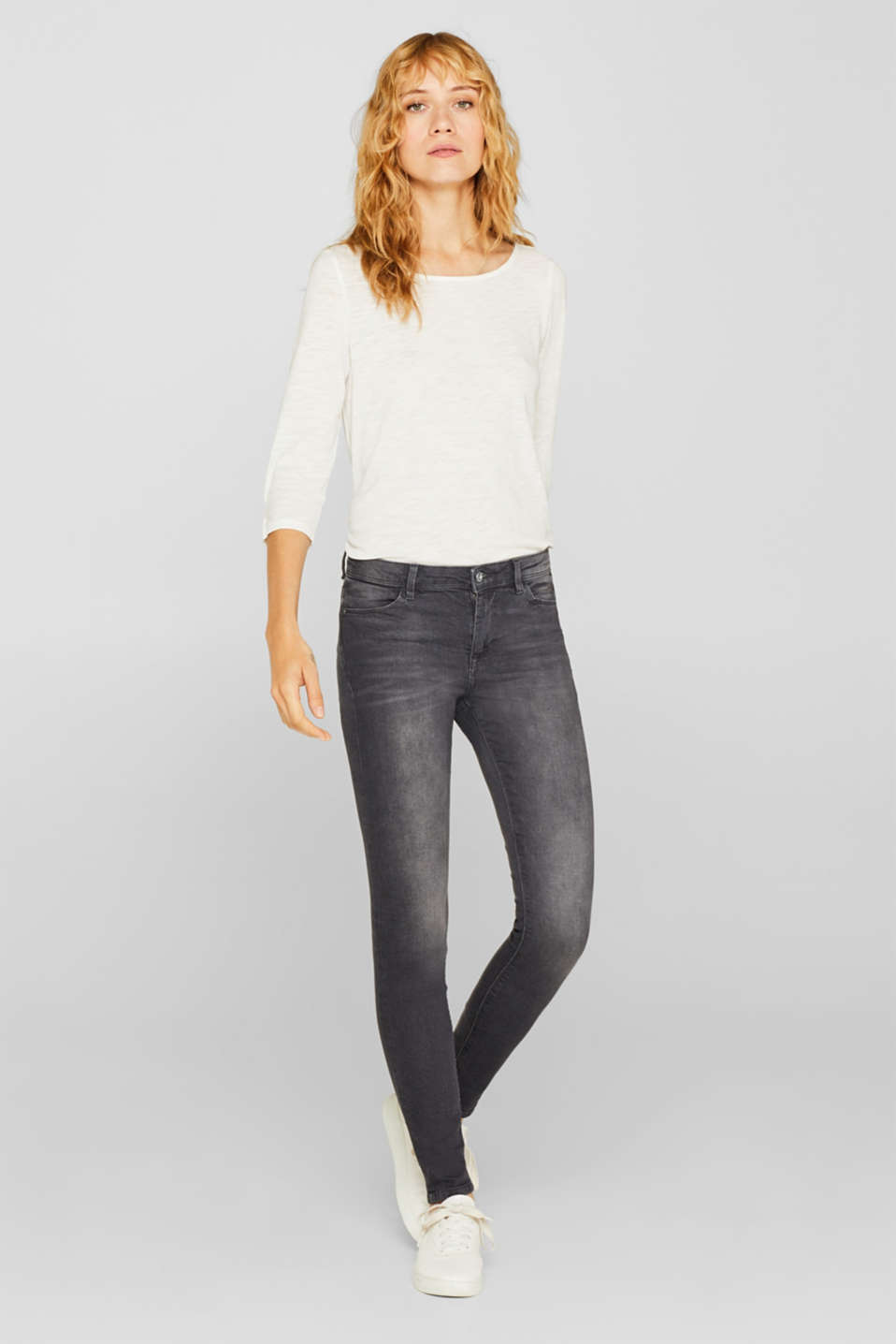 edc - Organic cotton blend jeggings