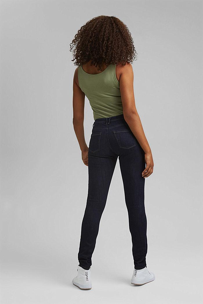 Jeans mit Bio-Baumwolle, BLUE RINSE, detail image number 3
