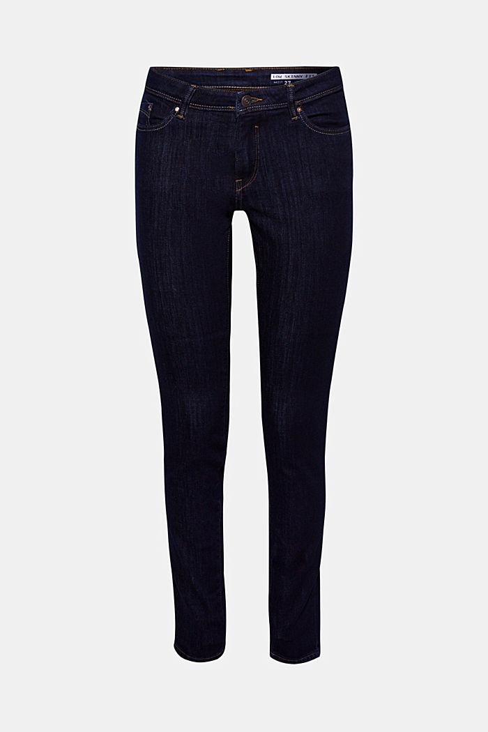 Jeans mit Bio-Baumwolle, BLUE RINSE, detail image number 6