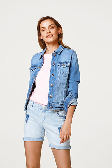 Jeansjacken für Damen im Online Shop kaufen   ESPRIT 10ceed22cc