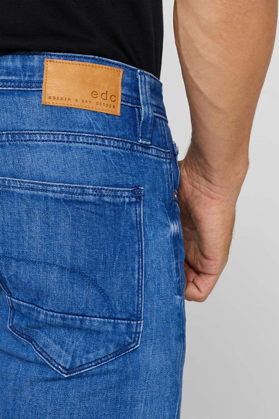 Pants denim, BRIGHT BLUE, detail image number 3