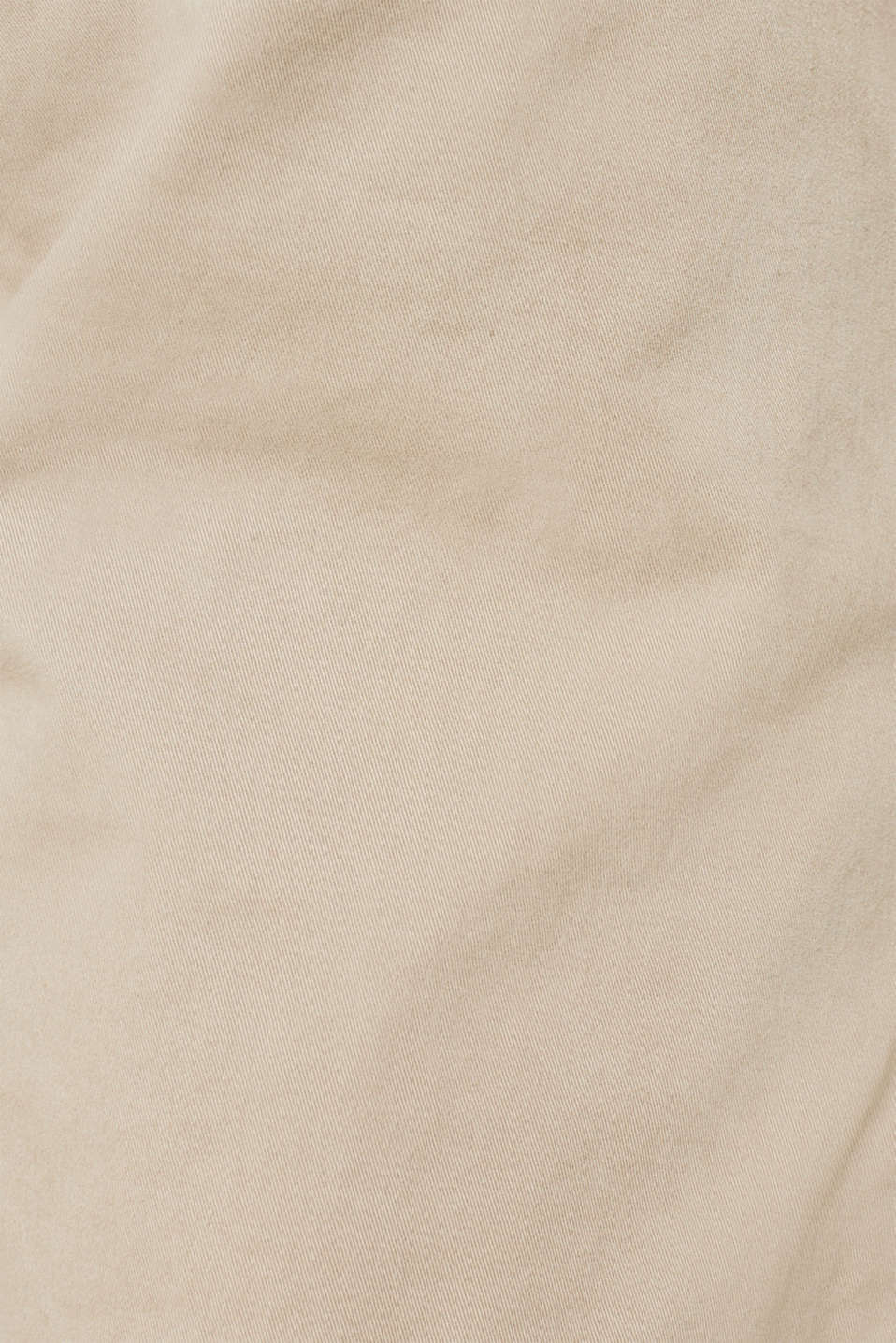 Stretch chinos, LIGHT BEIGE, detail image number 4