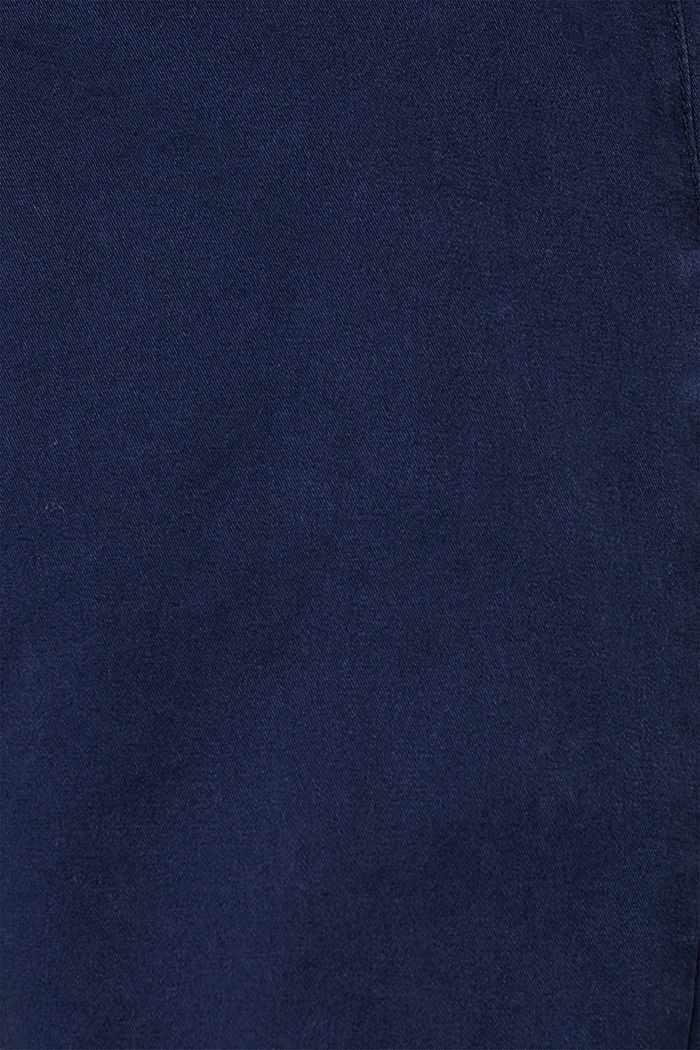 Stretch-Chino, NAVY, detail image number 4