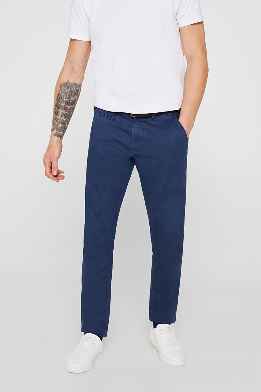 Stretch-chinos